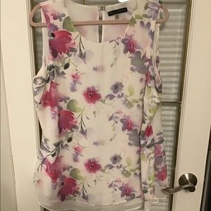Rose & Olive 1x sleeveless blouse. EU condition